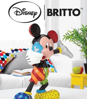Romero Britto Disney Quadrophenia
